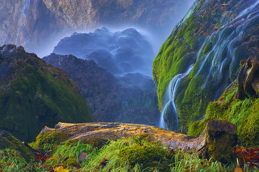 Plitvice Upper Falls | LENS MODEL NOT SET <br> Click image for more details, Click <b>X</b> on top right of image to close