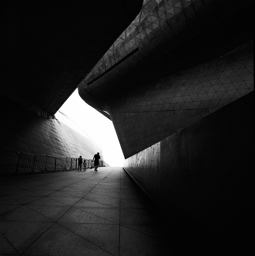 Guangzhou Opera House | ZEISS CF BIOGON 4.5/38 <br> Click image for more details, Click <b>X</b> on top right of image to close