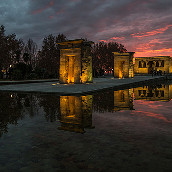 Debod | LENS MODEL NOT SET
