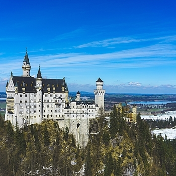 Castle Neuschwanstein | ZEISS FE 35MM F2.8 ZA <br> Click image for more details, Click <b>X</b> on top right of image to close