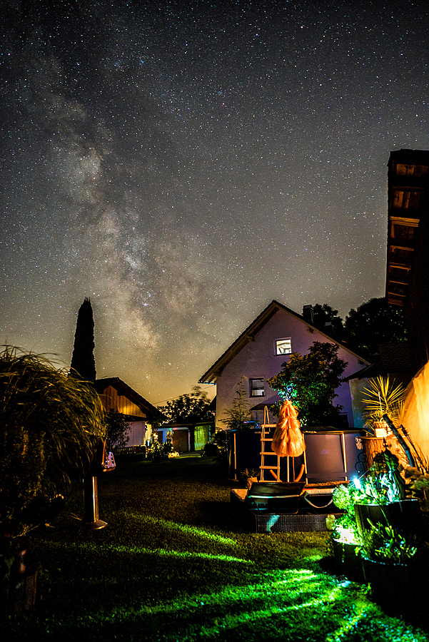 Milky way at Home | ZEISS LOXIA 21MM F2.8 DISTAGON T* <br> Click image for more details, Click <b>X</b> on top right of image to close