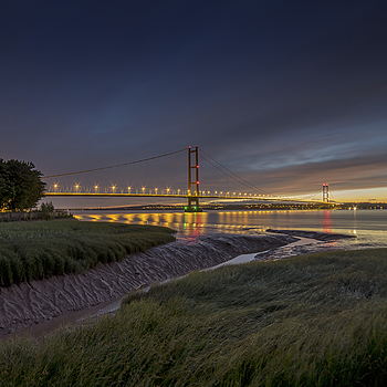 Humber Bridge England | LENS MODEL NOT SET <br> Click image for more details, Click <b>X</b> on top right of image to close