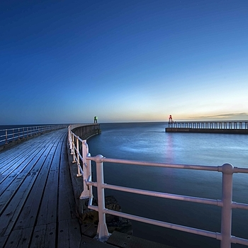 Whitby Pier England | LENS MODEL NOT SET <br> Click image for more details, Click <b>X</b> on top right of image to close