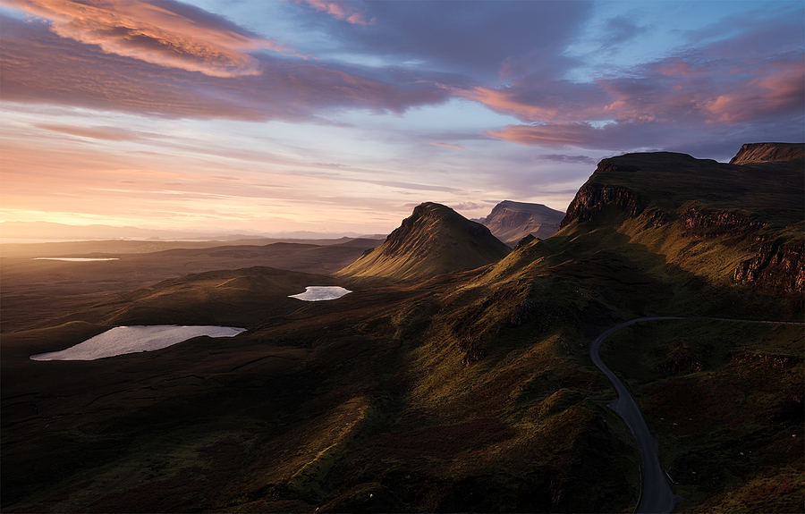 quiraing | ZEISS ZM DISTAGON F2.8 15MM <br> Click image for more details, Click <b>X</b> on top right of image to close