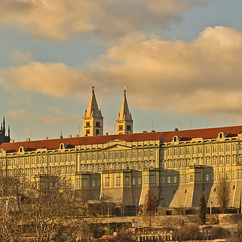Prague Castle | ZEISS SONNAR 55MM F1.8 FE ZA <br> Click image for more details, Click <b>X</b> on top right of image to close