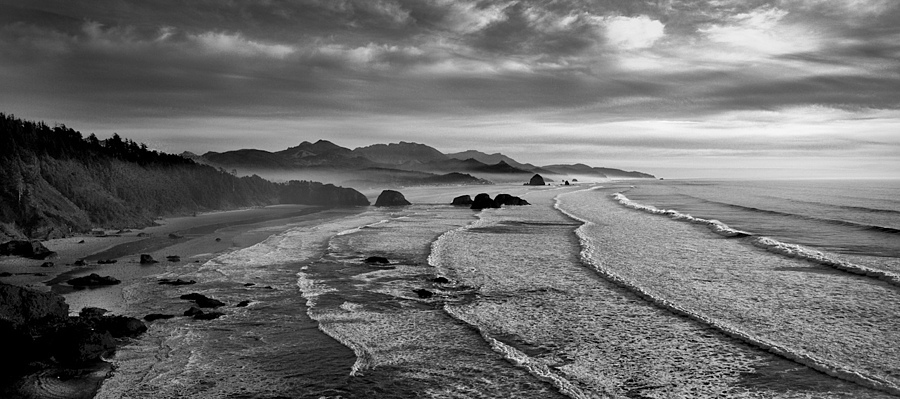 Canon Beach Oregon | ZEISS CY DISTAGON 21MM F2.8 <br> Click image for more details, Click <b>X</b> on top right of image to close