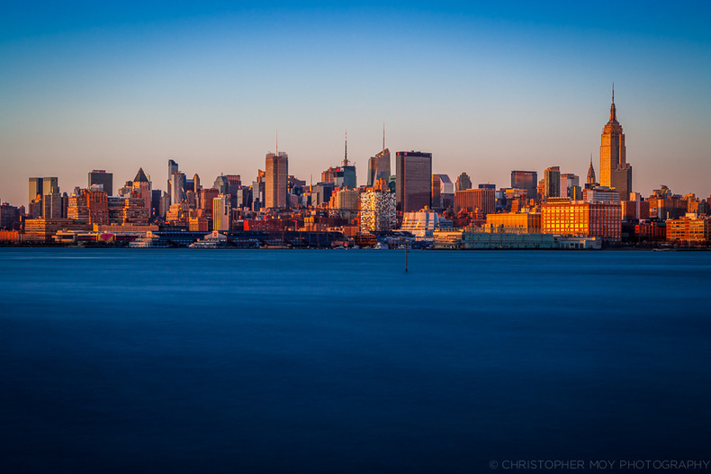 Golden Hour over NYC | LENS MODEL NOT SET <br> Click image for more details, Click <b>X</b> on top right of image to close