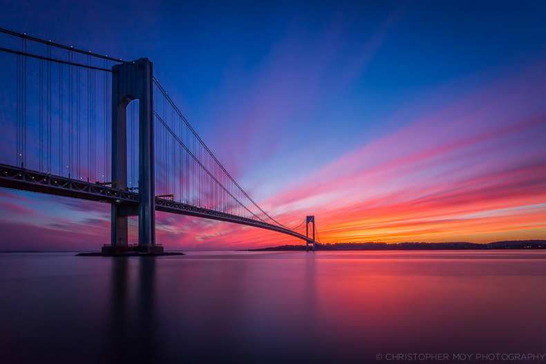 Verrazano Bridge | LENS MODEL NOT SET <br> Click image for more details, Click <b>X</b> on top right of image to close