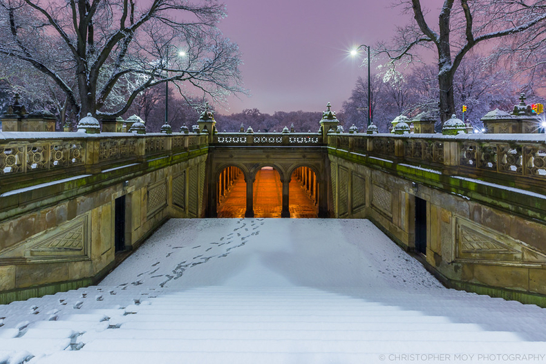 Bethesda Terrace | LENS MODEL NOT SET <br> Click image for more details, Click <b>X</b> on top right of image to close