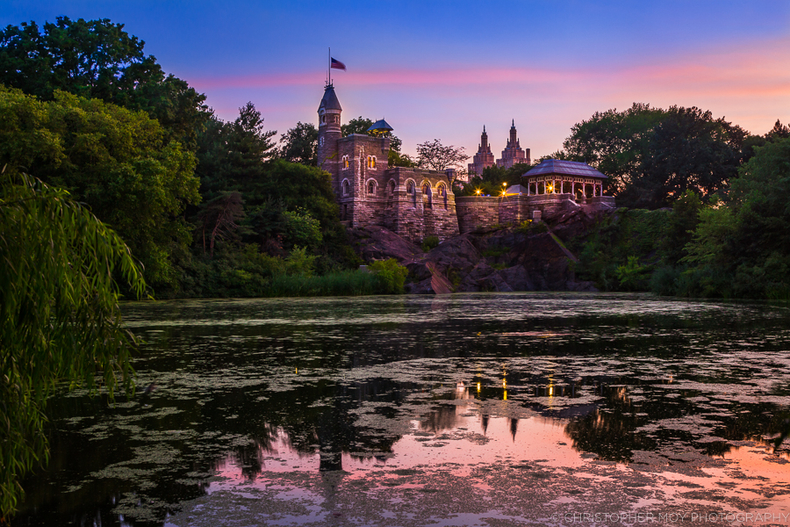 Belvedere Castle | LENS MODEL NOT SET <br> Click image for more details, Click <b>X</b> on top right of image to close