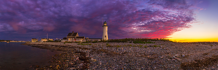 Sunrise at Scituate Lighthouse | LENS MODEL NOT SET <br> Click image for more details, Click <b>X</b> on top right of image to close