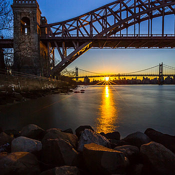 Hellgate and Triboro Bridges