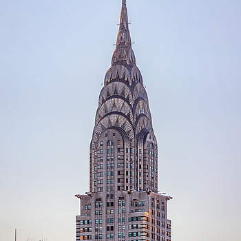 Chrysler Building | LENS MODEL NOT SET <br> Click image for more details, Click <b>X</b> on top right of image to close