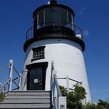 Owls Head Light - Maine | LENS MODEL NOT SET <br> Click image for more details, Click <b>X</b> on top right of image to close