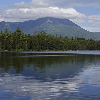 Daicey Pond - Mt Katahdin | ZEISS TOUIT F1.8 32MM