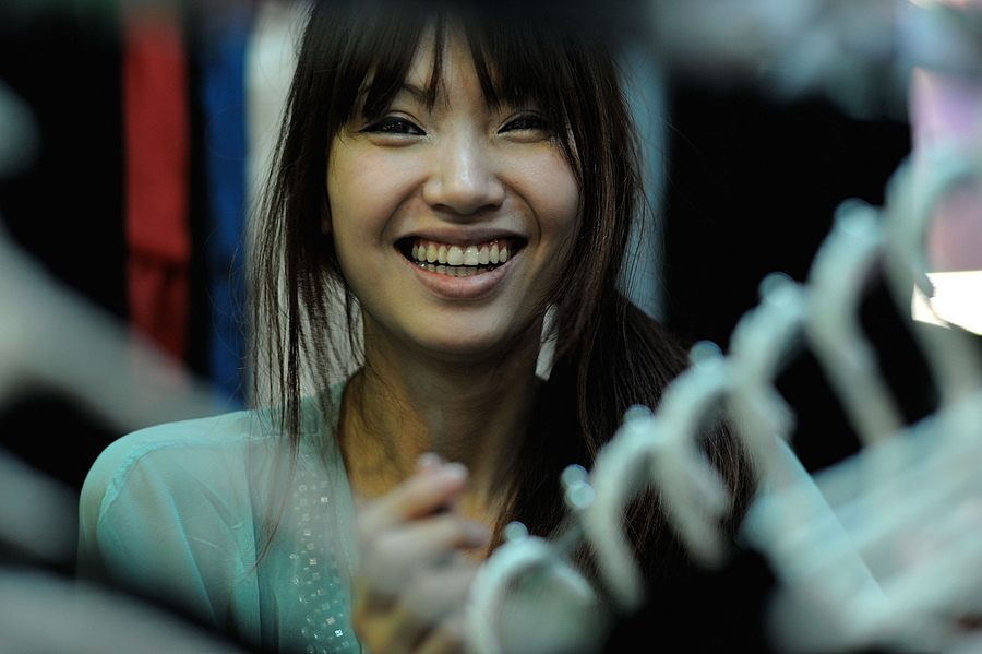 At Taipei night market | ZEISS PLANAR F1.4 85MM <br> Click image for more details, Click <b>X</b> on top right of image to close