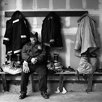 Volunteer Fireman | ZEISS TESSAR 75MM F3.5 TLR <br> Click image for more details, Click <b>X</b> on top right of image to close