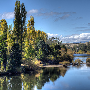 Derwent River | ZEISS ZS PLANAR F1.4 50MM <br> Click image for more details, Click <b>X</b> on top right of image to close