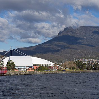 Mt Wellington from Elwick Bay | ZEISS ZS PLANAR F1.4 50MM