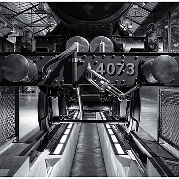 Locomotive 4073 | ZEISS FE 35MM F2.8 ZA <br> Click image for more details, Click <b>X</b> on top right of image to close