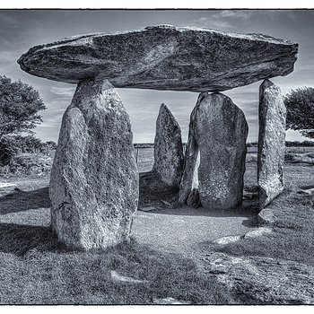 Pentre Ifan Burial Chamber | ZEISS DISTAGON F2.8 21MM <br> Click image for more details, Click <b>X</b> on top right of image to close