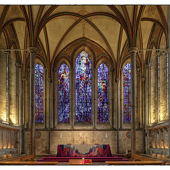 The Lady Chapel | ZEISS DISTAGON F2.8 21MM <br> Click image for more details, Click <b>X</b> on top right of image to close
