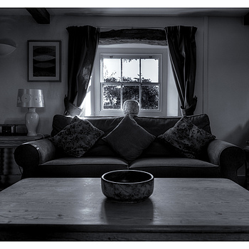 Interior - Old Tregwynt Farmhouse, Pembrokeshire, West Wales | ZEISS DISTAGON F2.8 21MM <br> Click image for more details, Click <b>X</b> on top right of image to close
