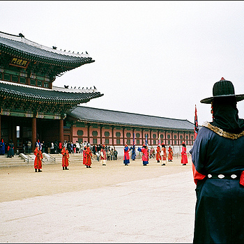 Guard of Gyongbokgung