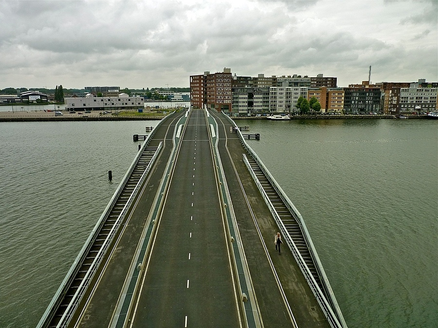 The Jan Schaeferbridge, Amsterdam | LENS MODEL NOT SET <br> Click image for more details, Click <b>X</b> on top right of image to close