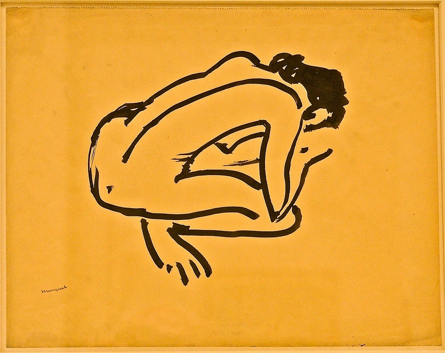 Marquet: Nude; Statens Museum, Copenhagen | ZEISS ZA VARIO-SONNAR DT F3.5-F4.5 16-80MM <br> Click image for more details, Click <b>X</b> on top right of image to close