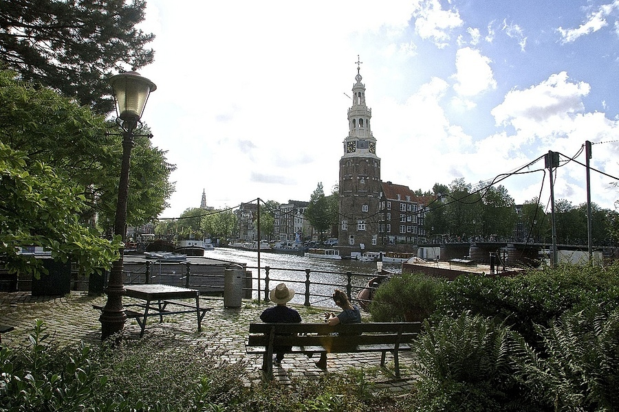 Montelbaanstoren-Oude Schans, Amsterdam | LENS MODEL NOT SET <br> Click image for more details, Click <b>X</b> on top right of image to close