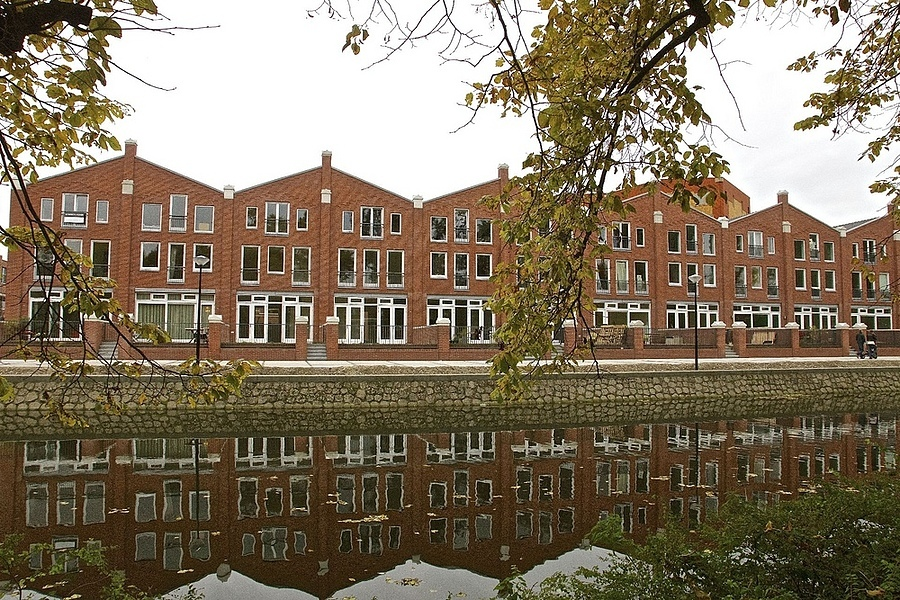 Brand new houses, Oranje Vrijstaatkade, Amsterdam | LENS MODEL NOT SET <br> Click image for more details, Click <b>X</b> on top right of image to close