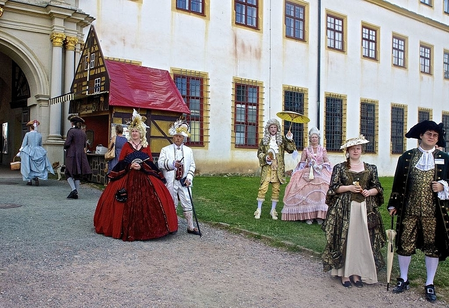 Schloss Friedenstein, Barockfest Gotha, 28/8/2016 | LENS MODEL NOT SET <br> Click image for more details, Click <b>X</b> on top right of image to close