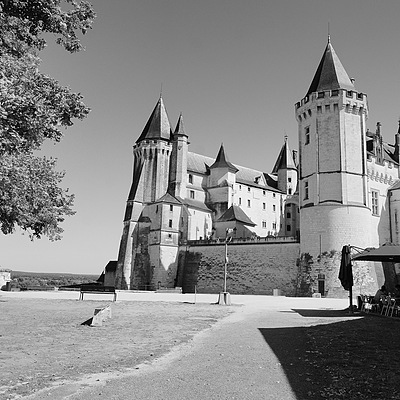 Le château de Saumur | CARL ZEISS VARIO-SONNAR T* DT 16-80MM F3.5-4.5 ZA (SAL1680Z) <br> Click image for more details, Click <b>X</b> on top right of image to close