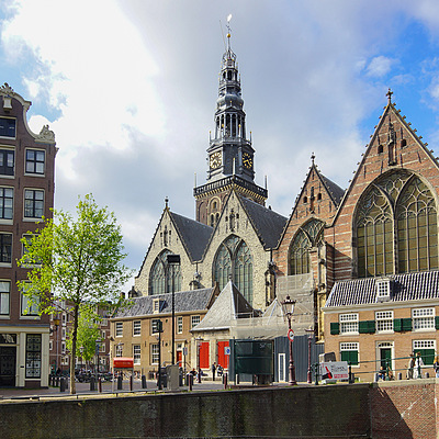 Oude Kerk, Amsterdam | CARL ZEISS VARIO-SONNAR T* DT 16-80MM F3.5-4.5 ZA (SAL1680Z) <br> Click image for more details, Click <b>X</b> on top right of image to close