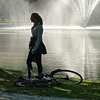 Vondelpark, Amsterdam | LENS MODEL NOT SET