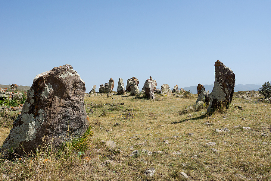 Armenian Stonehenge | ZEISS ZA DISTAGON 24MM F2.0 <br> Click image for more details, Click <b>X</b> on top right of image to close