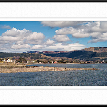 Rostrevor and the Mourne Mountains from Warrenpoint, Co Down, N. Ireland | ZEISS ZM C BIOGON F2.8 35MM