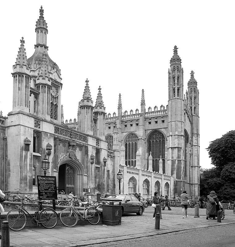 King's College, Cambridge. | ZEISS CF DISTAGON 4/50 <br> Click image for more details, Click <b>X</b> on top right of image to close