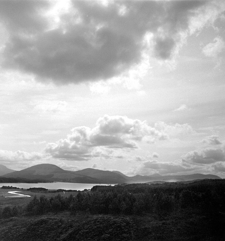 Scotland Skyscape | ZEISS CF DISTAGON 4/50 <br> Click image for more details, Click <b>X</b> on top right of image to close