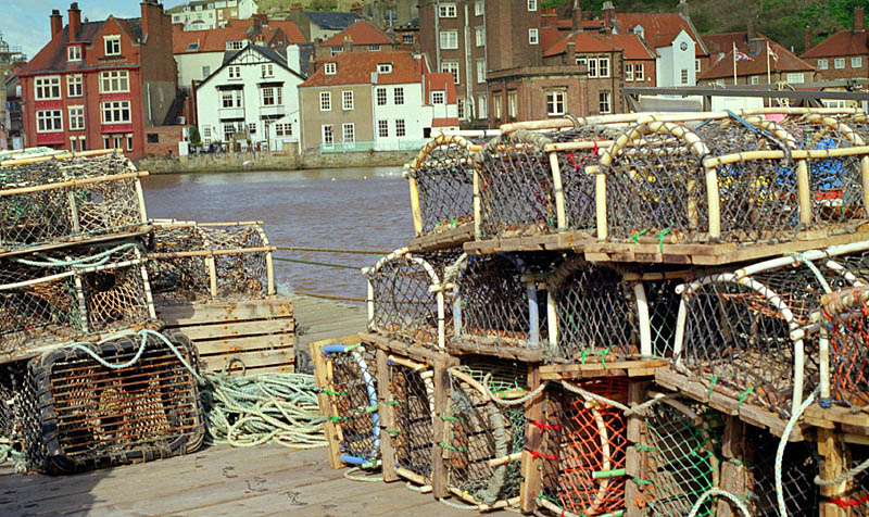 Whitby. Yorks. | ZEISS CF DISTAGON 4/50 <br> Click image for more details, Click <b>X</b> on top right of image to close