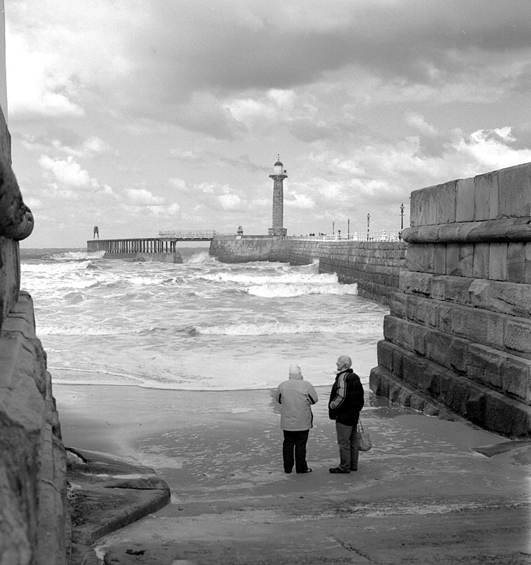 Storm at Whitby | ZEISS CFE PLANAR 80MM F2.8 <br> Click image for more details, Click <b>X</b> on top right of image to close