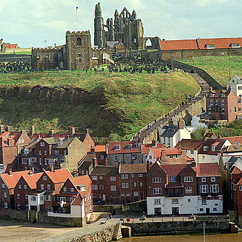 Whitby, Yorks. | ZEISS CFI SONNAR F4 180MM