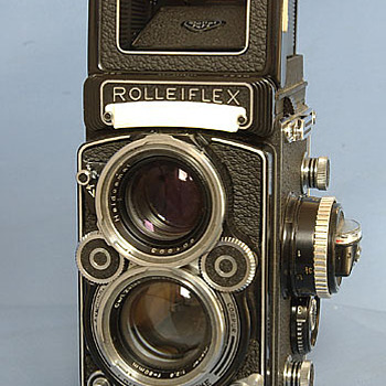 Rolleiflex 2.8F Planar 1960 | LENS MODEL NOT SET <br> Click image for more details, Click <b>X</b> on top right of image to close
