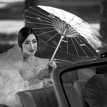 a lovely bride... | ZEISS ZA SONNAR 135MM F1.8