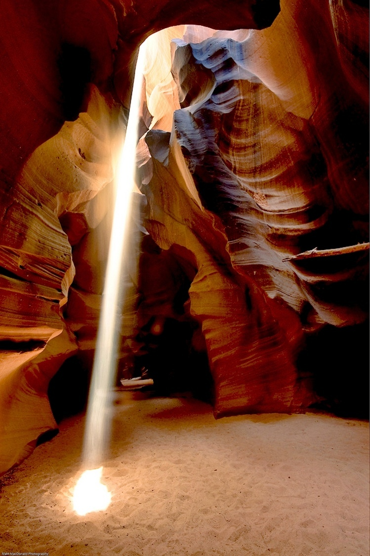 Upper Antelope Canyon Beam | ZEISS DISTAGON F3.5 18MM <br> Click image for more details, Click <b>X</b> on top right of image to close