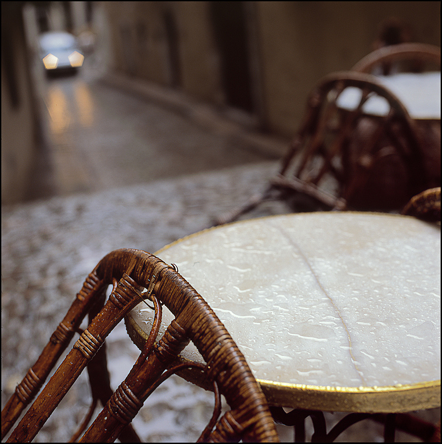 The Rain in Spain | ZEISS F PLANAR 2.8/80 <br> Click image for more details, Click <b>X</b> on top right of image to close