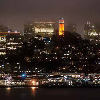 Coit Tower | LENS MODEL NOT SET <br> Click image for more details, Click <b>X</b> on top right of image to close