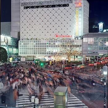 Shibuya | ZEISS PLANAR 75MM F3.5 TLR <br> Click image for more details, Click <b>X</b> on top right of image to close