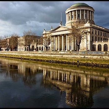 The Four Courts -Dublin | ZEISS ZA VARIO-SONNAR F2.8 24–70MM <br> Click image for more details, Click <b>X</b> on top right of image to close